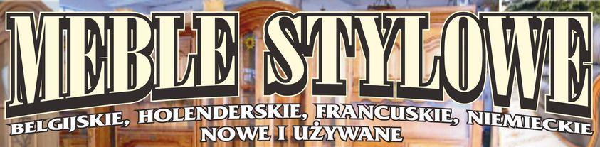 Meble Stylowe Przeworsk Tomasz Tworek